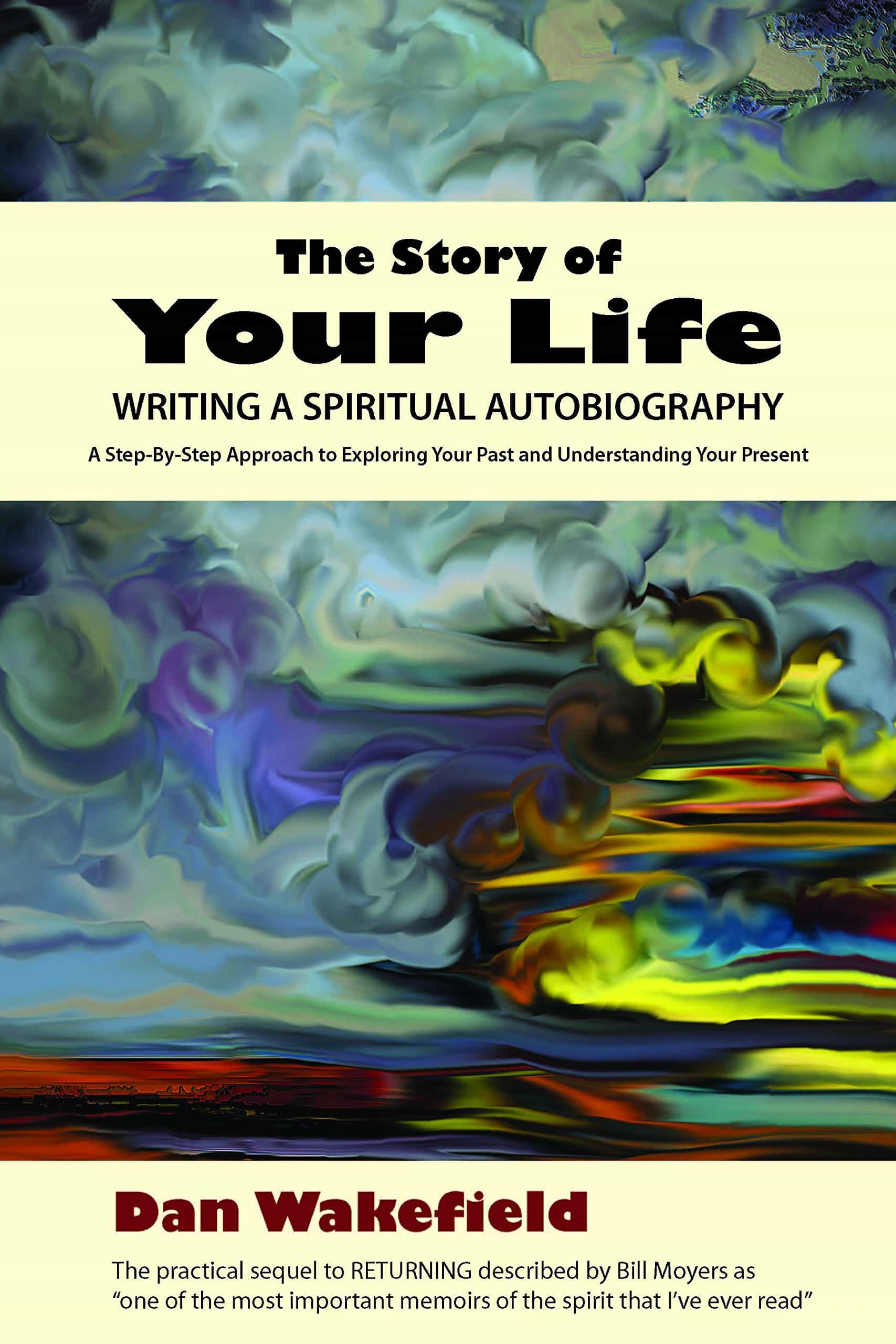how to write a spiritual autobiography