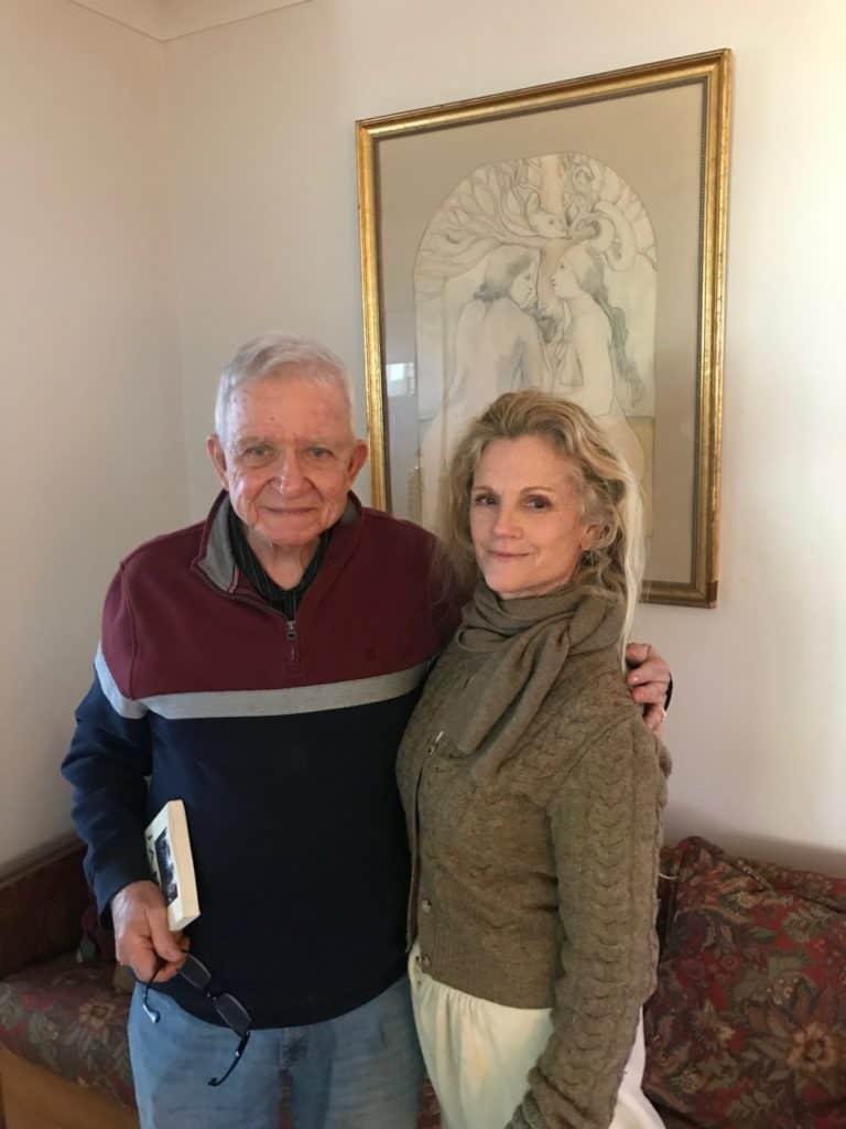 Dan and Edie Vonnegut